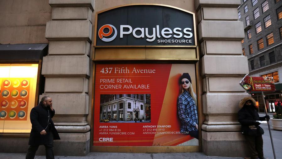 cierran tiendas payless