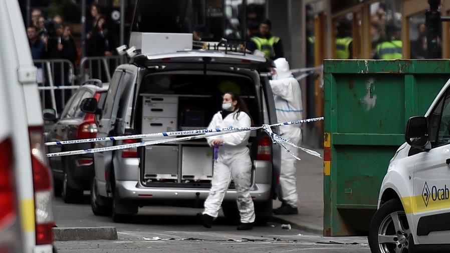 Suecia investiga si el atentado podría haber sido peor
