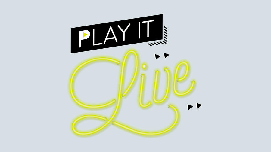 Play It Live! Cover