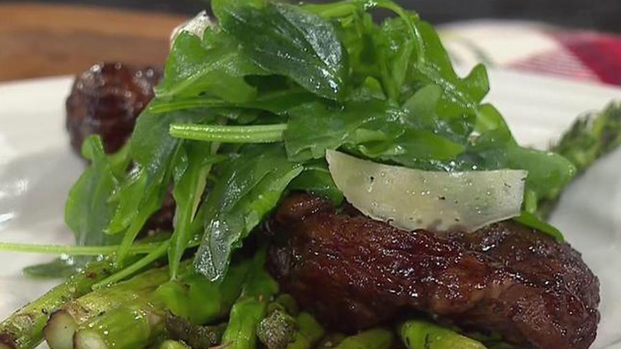 Receta de cocina: Cómo hacer Carne en Salsa de Balsámico