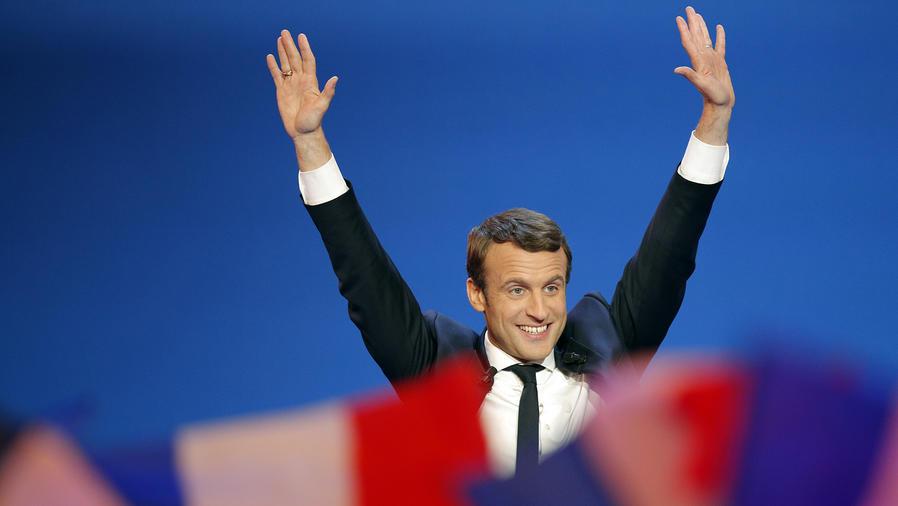 Emmanuel Macron y Marine Le Pen disputarán segunda vuelta en Francia