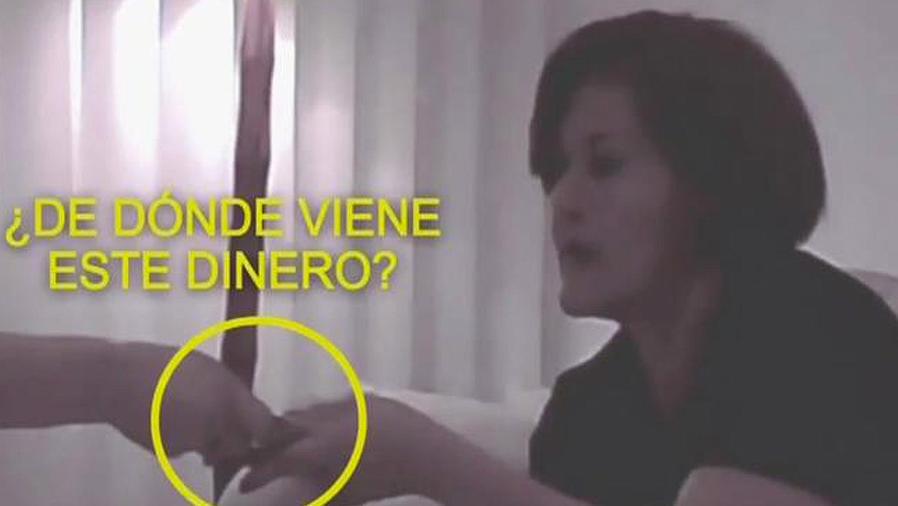 video de corrupcion
