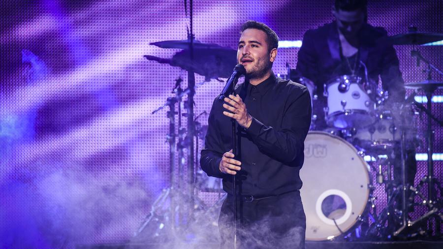 Reik en Premios Billboard 2017