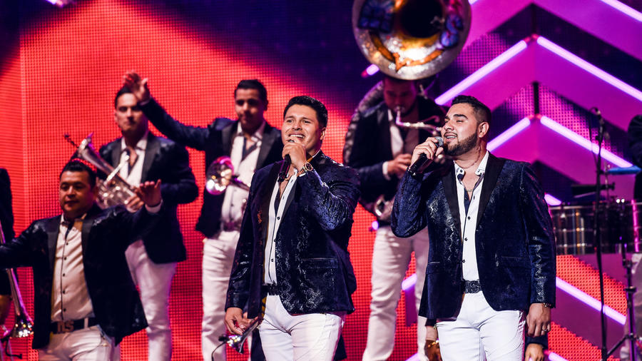 Banda MS en Premios Billboard 2017