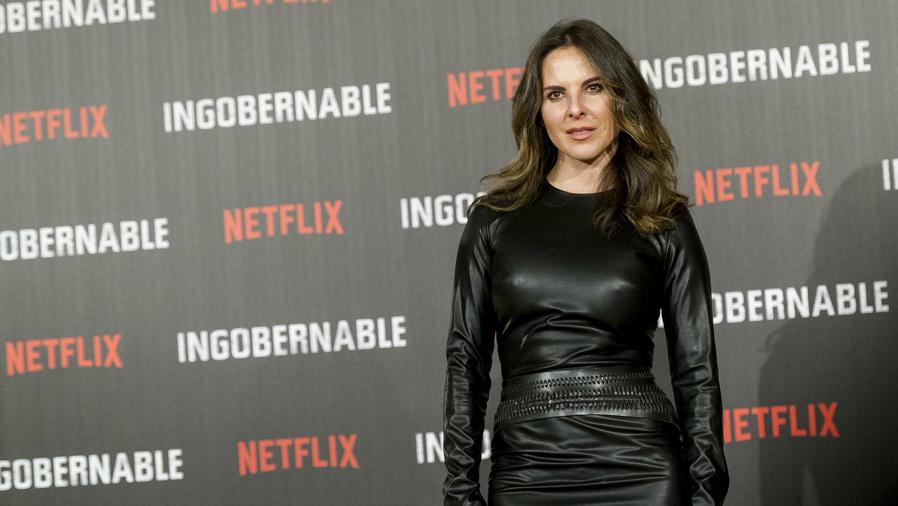 "Kate del Castillo en la premiere de ""Ingobernable"""