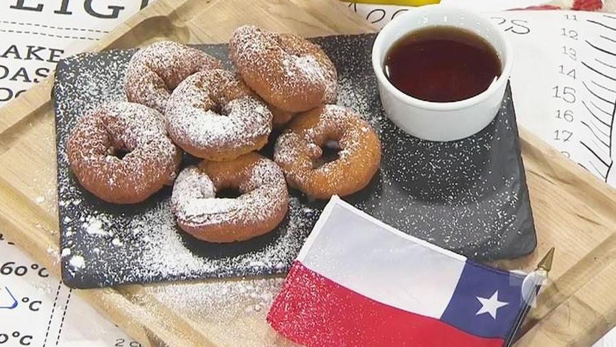 receta rosquillas chilenas