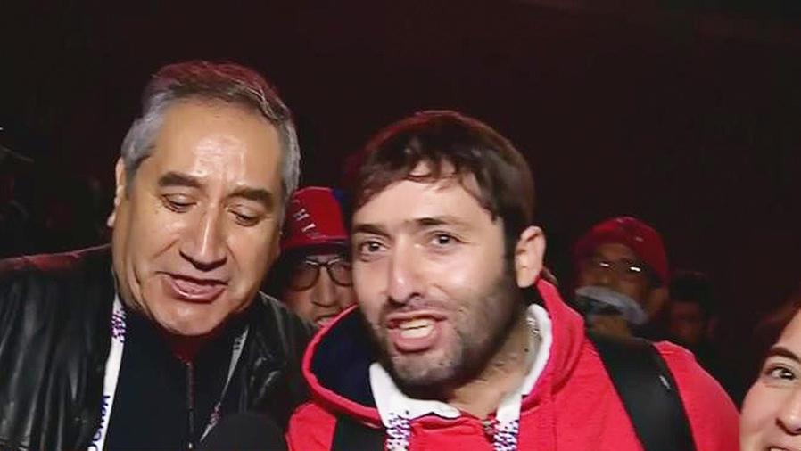 fanaticos chilenos
