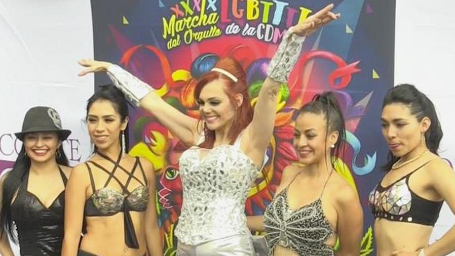 marcha orgullo gay mexico