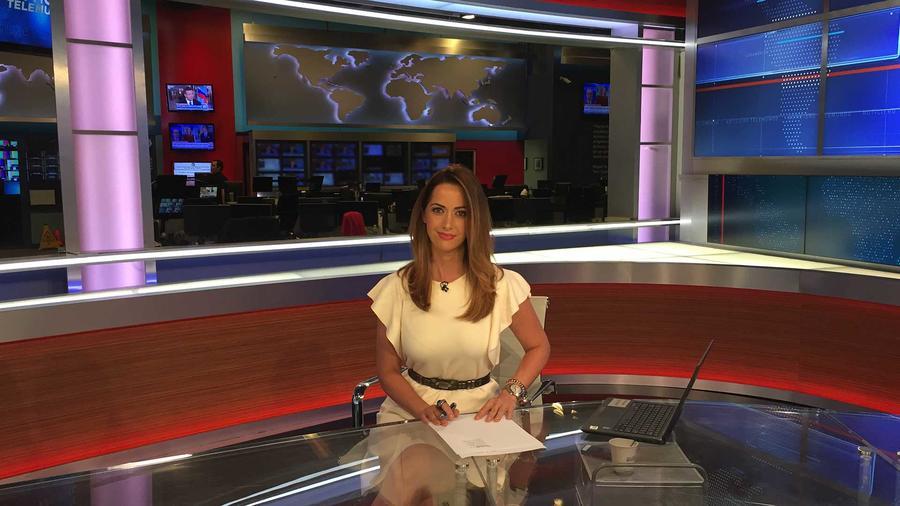 Paulina Sodi con las noticias de la mañana de este lunes 26 de junio del 2017