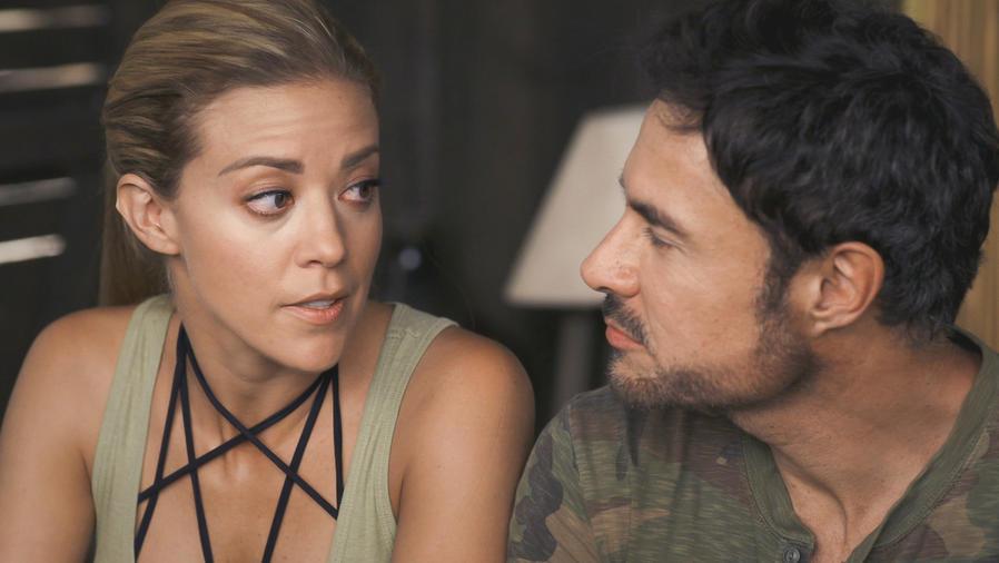 Fernanda Castillo, Alejandro López, juntos, El Señor de los Cielos