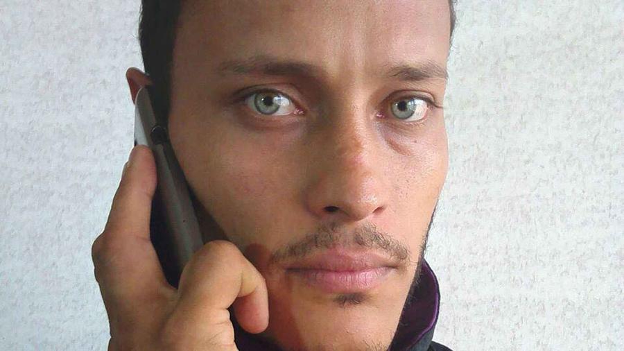 Oscar Pérez, disidente de la Policía de Venezuela