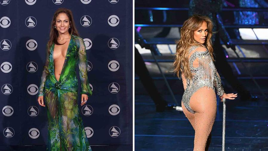 Jennifer Lopez Evolution
