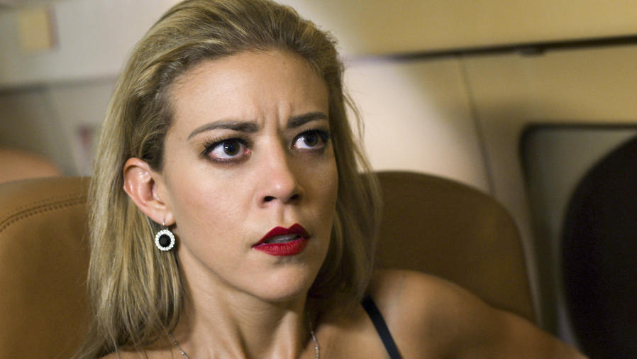 Fernanda Castillo, Rafael Amaya, llorando, El Señor de los Cielos
