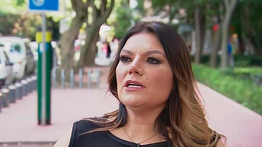 Diana Reyes aseguró que tiene evidencia de que su show fue saboteado por Calibre 50
