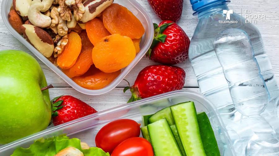 Lonchera saludable: tips para reducir el azúcar