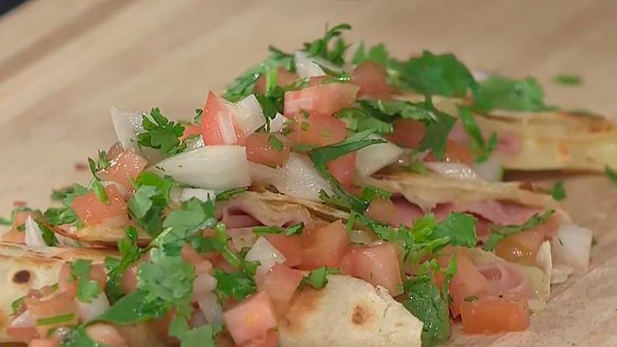 Recetas de cocina: Descubre cómo hacer unas deliciosas Quesadillas de Pavo y Queso
