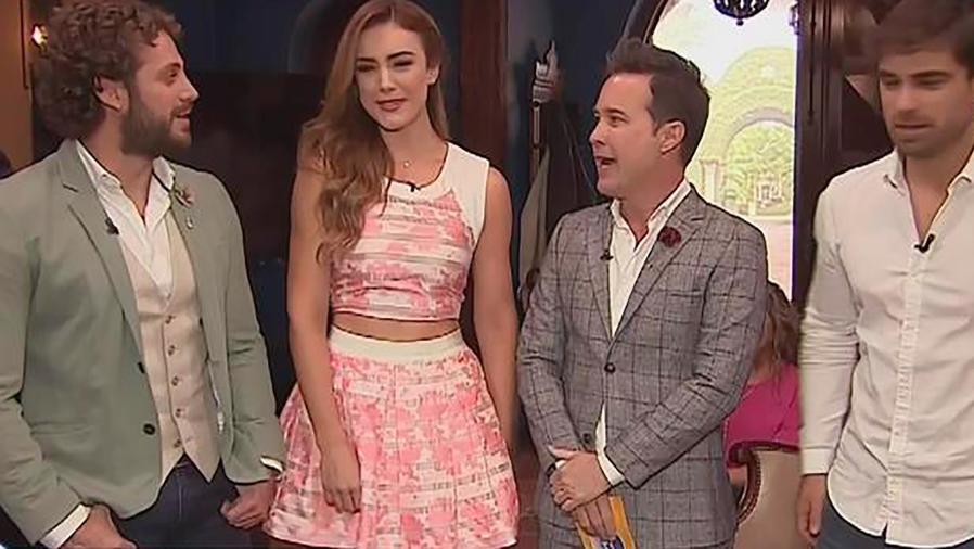 Ana Belena, Lambda García y Santiago Ramundo nos cuentan todo sobre Sangre de mi Tierra