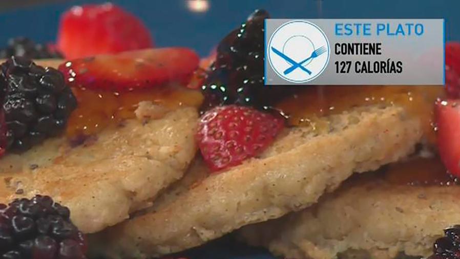 Recetas de cocina: Descubre cómo hacer unos deliciosos Panqueques sin Gluten
