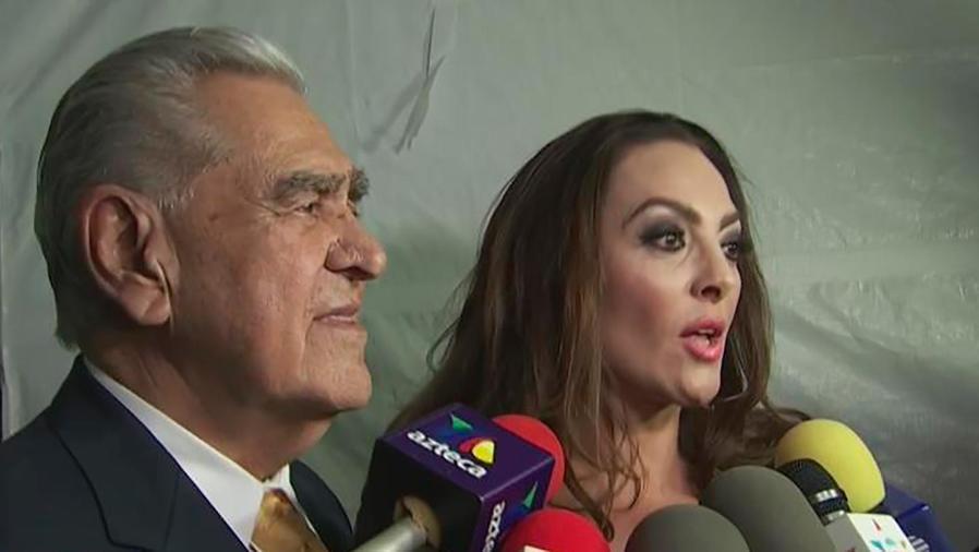 Verónica Castillo, hermana de Kate del Castillo, habló de las supuestas amenazas