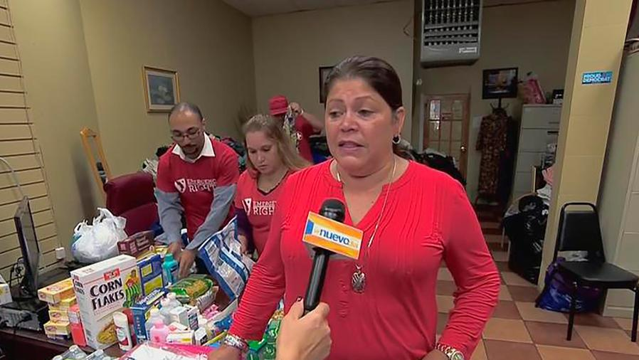 Nueva York hace un llamado de ayuda para las víctimas del Huracán María en Puerto Rico