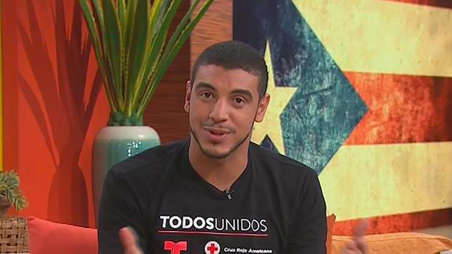 Manuel Medrano nos cuenta cómo escapó del Huracán María y del terremoto en México