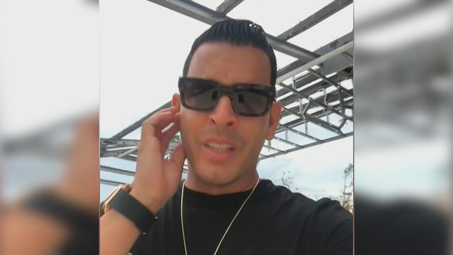 Tito El Bambino subió un video a las redes sociales llorando por su finca de Puerto Rico