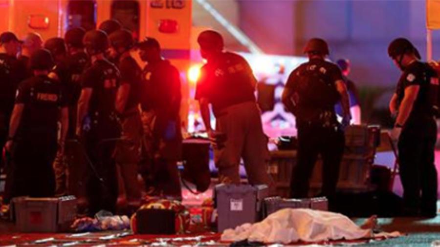 Tiroteo en Las Vegas deja decenas de muertos y heridos