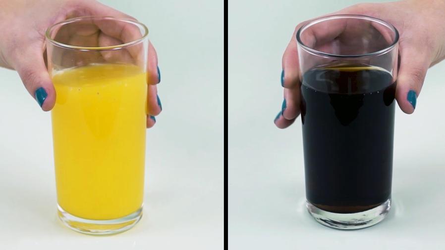 Cuántas calorías hay en tu vaso