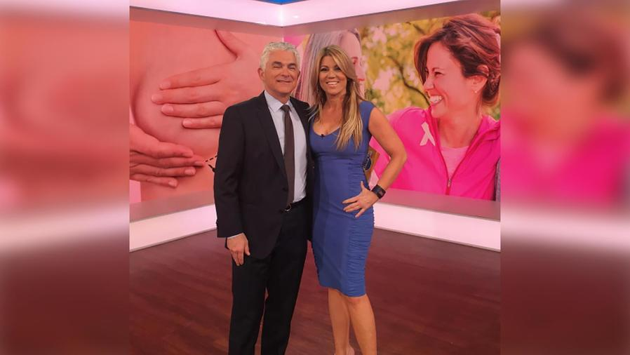 María Marín, motivadora personal, cuenta cómo ha sido su lucha contra el cáncer de seno