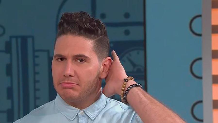 El chef James se cortó el cabello y decidió que lo donará para los niños con cáncer