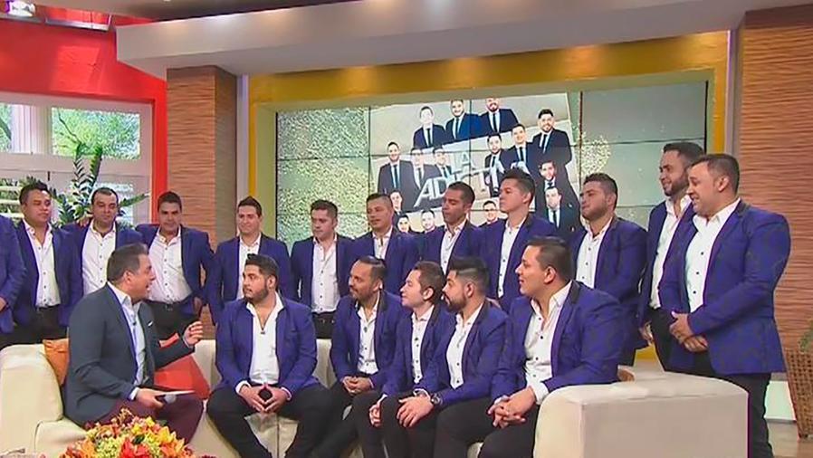 """""""Dormir en el lugar equivocado"""", lo nuevo de La Adictiva Banda San Jose de Mesillas"""