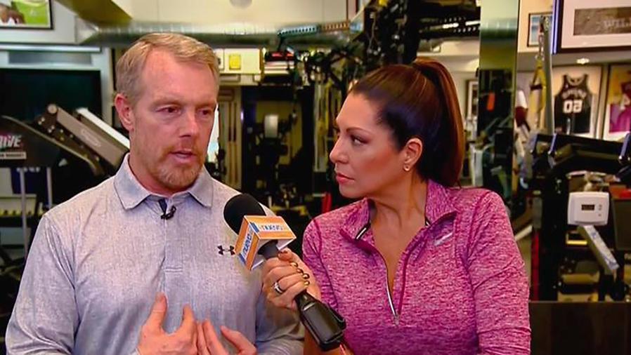 Gunnar Peterson es uno de los entrenadores personales más populares de Hollywood