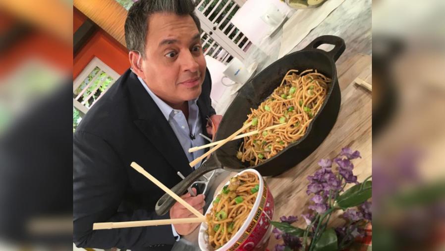 """Recetas de cocina: Cómo hacer unos deliciosos Espaguetis salteados """"Dan Dan"""""""