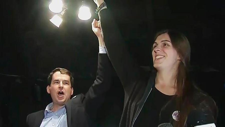 El estado de Virginia eligió a la primera legisladora transgénero en los Estados Unidos