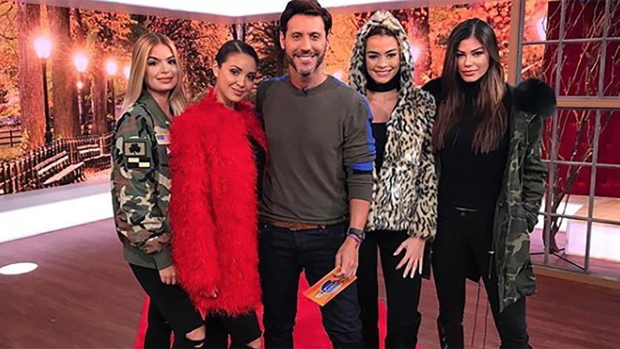 Nuestro fashionista, Quique Usales, nos muestra los abrigos a la moda más económicos