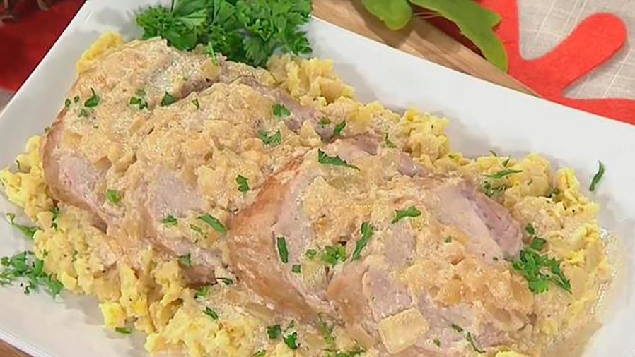 Recetas de cocina: Descubre cómo hacer un delicioso Lomo de Cerdo cocido en Leche