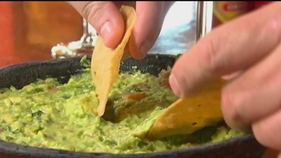 Recetas de cocina: Cómo hacer 5 tipos de guacamole diferente en menos de 5 minutos