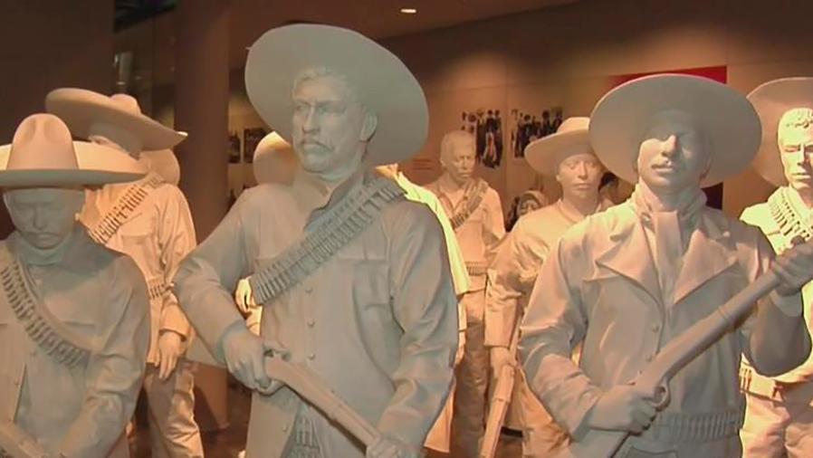 Karina Monroy nos lleva a conocer el Museo de la Revolución en México