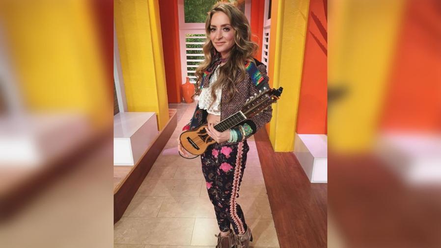 La cantante Mirella Cesa llega para contarnos sus nuevos proyectos y su lucha por los niños