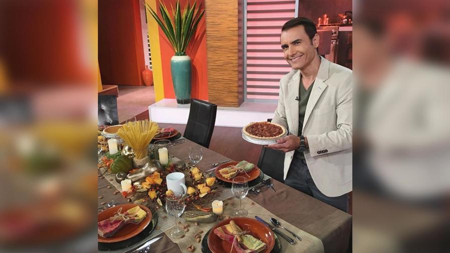 Martín Amado nos enseña cómo decorar tu casa para la cena de Acción de Gracias