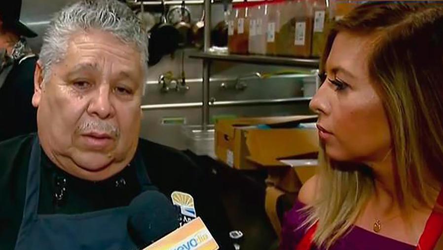 """""""Misión de Los Ángeles"""", el programa que alimenta a miles de desamparados en Los Ángeles"""