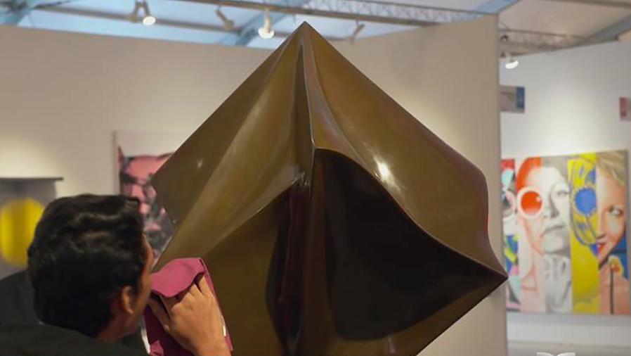 Miami celebra la semana de Art Basel, la reunión de los artistas más prestigiosos del mundo