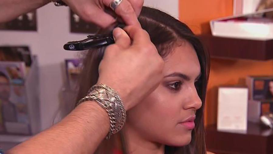 Rocco nos da los mejores consejos para usar la tenaza y lucir ondas perfectas en tu cabello