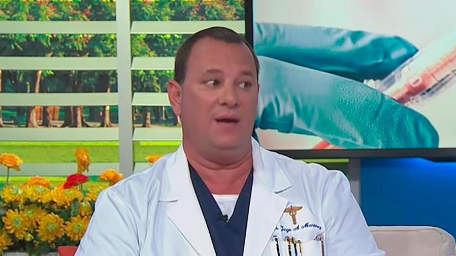 El Dr Jorge Martínez nos explica porqué los médicos están tan preocupados por la influenza