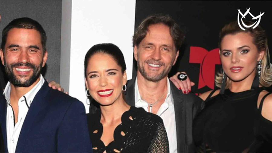 """Actores de """"El Recluso"""""""