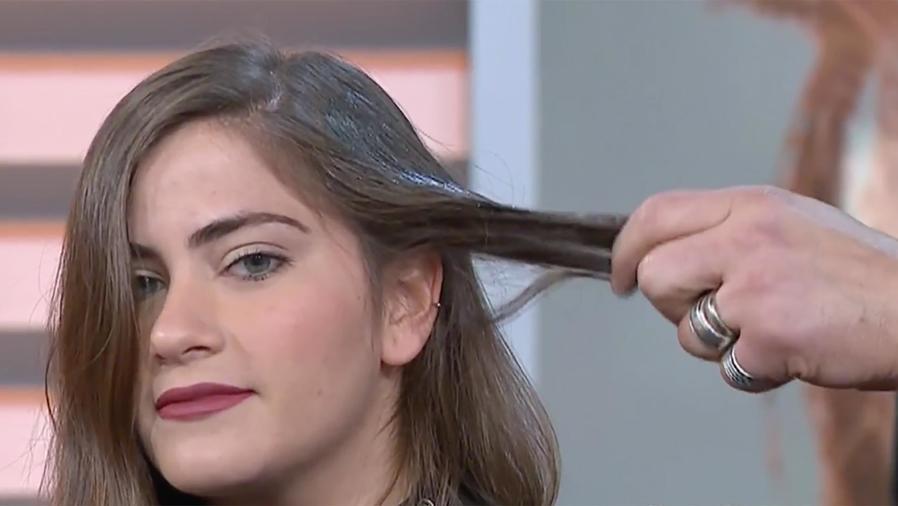 El estilista Leonardo Rocco nos explica cómo podemos cuidar nuestro cabello desde casa