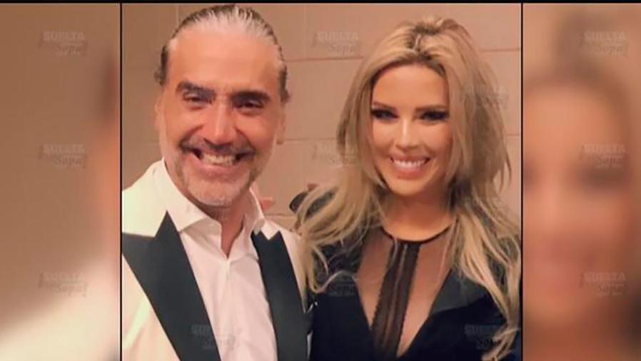 """Desiree Ortiz, la ex de Luis Miguel, aseguró que no quiere formalizar con """"El Potrillo"""""""