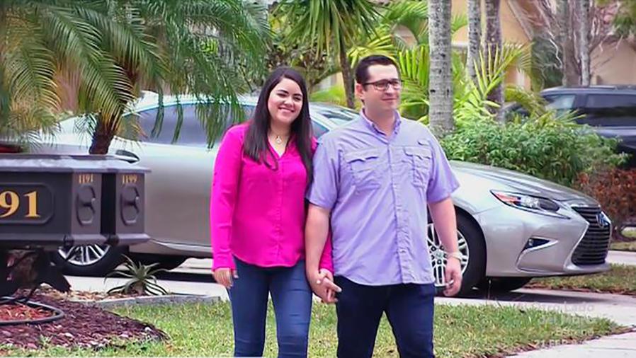Una pareja aceptó el reto de tener una vida más saludable y te mostramos cómo lo lograron