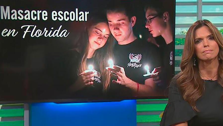 Conversamos con Rufina, abuela del mexicano asesinado en la masacre de San Valentín