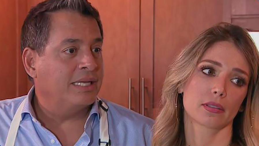 Amores de Televisión: Alessandra Villegas y Daniel Sarcos nos cuentan su historia de amor